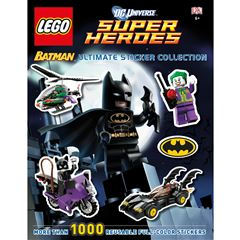 Ultimate Sticker Collection: LEGO Batman (LEGO DC Universe Super Heroes) - Sanborns