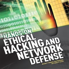 Hands-On Ethical Hacking and Network Defense - Sanborns