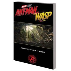 Marvel's Ant-Man and the Wasp Prelude - Sanborns