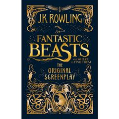 Fantastic Beasts And Where To Find Them (Original Screenplay) - Sanborns