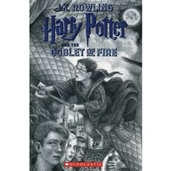 Harry Potter and the goblet of fire (Book 4) - Sanborns