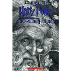 Harry Potter and the half-blood prince (Book 6) - Sanborns