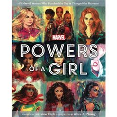 Comic Marvel Powers Of A Girl - Sanborns