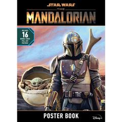Comic the mandalorian poster book - Sanborns