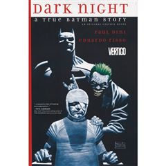 Comic Dark Night:A True Batman Story Usa - Sanborns
