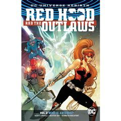 Comic Red hood and the outlaws vol 2. Who is artemis - Sanborns