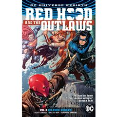 Comic Red Hood And The Outlaws Vol. 3: Bizarro Reborn - Sanborns