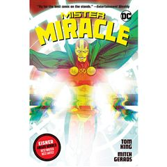 Comic Mister Miracle - Sanborns