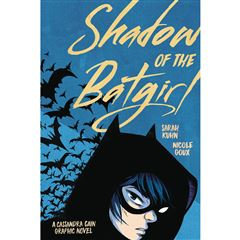 Comic shadow of the batgirl - Sanborns