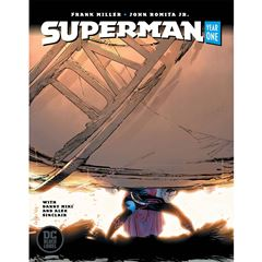 Comic Superman year one - Sanborns
