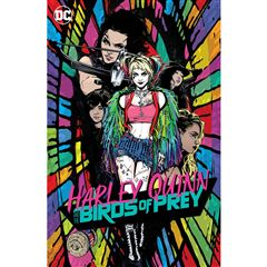 Comic Harley quinn & the birds of p - Sanborns