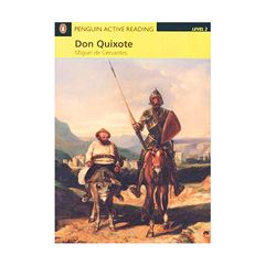 Penguin Active Reading 2: Don Quixote Book And Cd Rom Pack - Sanborns