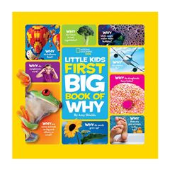 National Geographic Little Kids First Big Book of Why - Sanborns