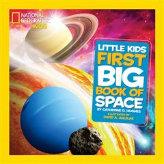 National Geographic Little Kids First Big Book of Space - Sanborns