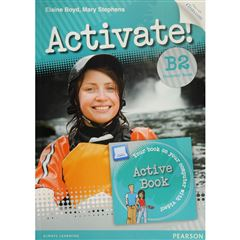 Activate! B2 Sb With Active Book And Itests Access Pack - Sanborns