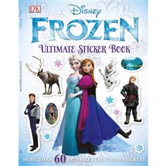 Ultimate Sticker Book: Frozen - Sanborns