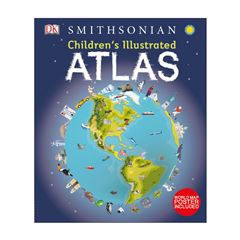Childrens Illustrated Atlas - Sanborns