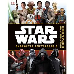 Star Wars Character Encyclopedia - Sanborns
