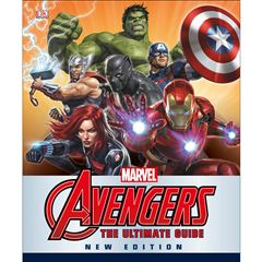 Marvel The Avengers: The Ultimate Guide - Sanborns