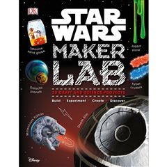 Star Wars Maker Lab: 20 Craft And Science Projects - Sanborns