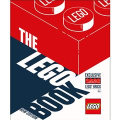The Lego Book. New Edition - Sanborns