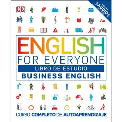 English For Everyone. Libro De Estudio, Business English: Curso Completo De Autoaprendizaje - Sanborns