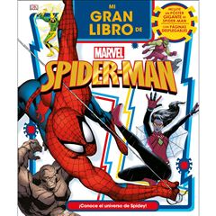 Mi Gran Libro De Spiderman - Sanborns