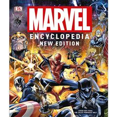 Comic Marvel encyclopedia. New edition - Sanborns
