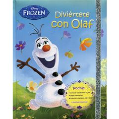 LIBRO DE SECRETOS DISNEY OLAF - Sanborns