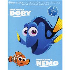 Bind up Disney movie Dory and Nemo - Sanborns