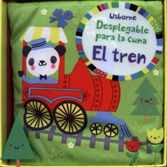 Tren, El (Libro desplegable) - Sanborns