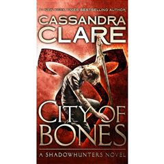 City of Bones (Mortal Intruments #1) - Sanborns