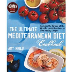The Ultimate Mediterranean Diet Cookbook - Sanborns