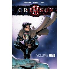 Comic Crimson Vol 1 - Sanborns