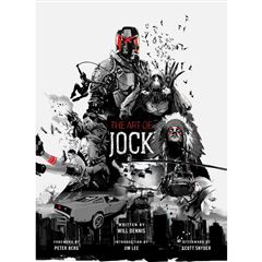The Art of Jock - Sanborns