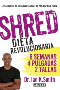 Shred. La dieta revolucionaria - Sanborns