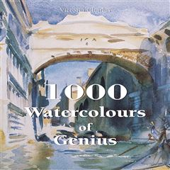 1000 Watercolours of Genius - Sanborns