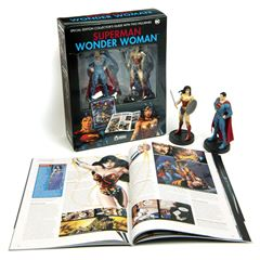 Superman And Wonder Woman Plus Edition - Sanborns