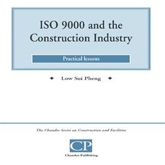 ISO 9000 and the Construction Industry - Sanborns