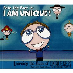 Pete the Poet: I am Unique! - Sanborns