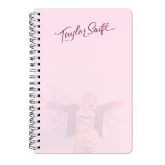 Libreta rayada Taylor Swift - Sanborns