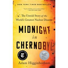 MIDNIGHT IN CHERNOBYL EE - Sanborns