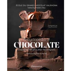 Encyclopedia of Chocolate: Essential Recipes and Techniques - Sanborns