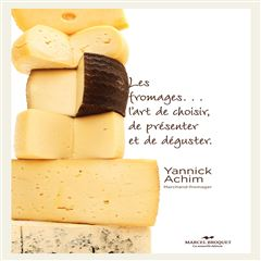 Yannick Achim, Marchand-fromager - Sanborns