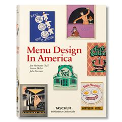 Menu Design in America - Sanborns
