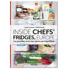 Inside Chef's Fridges - Sanborns