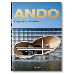 Ando, Complete Works 1975-Today. 40th Aniversario - Sanborns