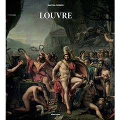 Jumbo slim: louvre paintings - Sanborns