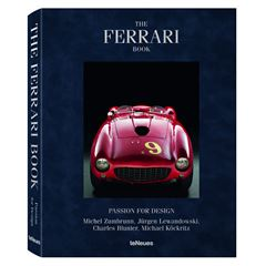 The Ferrari Book - Sanborns