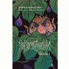 Supernaturalia volumen 1 - Sanborns